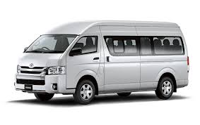 Toyota Hiace in Flores
